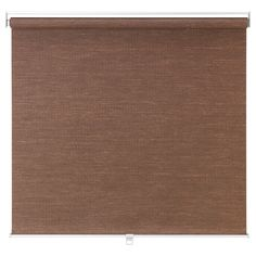 """Size: ¾ """" The blind is cordless for increased child safety. Elegant Curtains, Lace Curtains, Bamboo Blinds, Wood Blinds, Blinds For Windows Living Rooms, Types Of Blinds, Ikea, Cellular Shades, Bamboo Shades"""