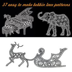 bobbin lace patterns free download - Google Search