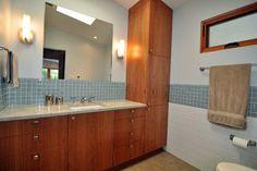 Mid Century Modern Bathroom Design | Mid-Century Modern Master Suite midcentury-bathroom
