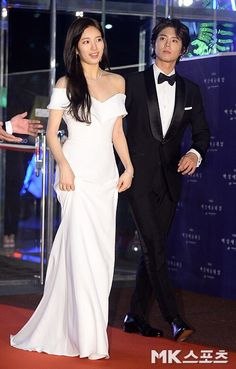 Medieval, K Idol, Suzy, Red Carpet, Beautiful Women, Gowns, Actors, Formal Dresses, Bo Gum