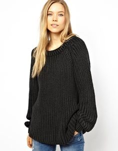 Denham Really Chunky Jumper at HelloShoppers