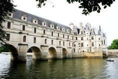 Rutas Mar & Mon: Viaje en coche por Francia, Castillos de Loira, Bretaña y Normandía (6ª Parte) Château de Chenonceau #ChâteaudeChenonceau  #bretagne #normandia #france #loira