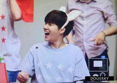 20150921 Busan Fansign Event #INFINITE #Sungkyu