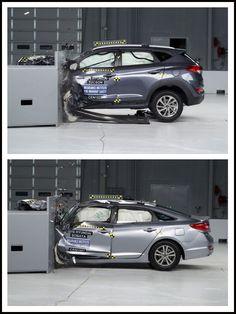 Hyundai Tucson & Sonata Pick Up 2015 TOP SAFETY PICK+ Awards Hyundai Sonata, Tucson, Awards, Safety, Car, Blog, Security Guard, Automobile, Blogging