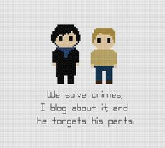 Hey, I found this really awesome Etsy listing at http://www.etsy.com/listing/168774054/sherlock-cross-stitch-pattern