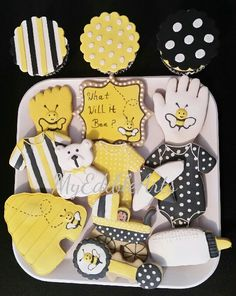 Bumble bee/What will be bee cookies
