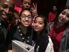 Sending #PositiveVibes from #MarshallMiddle in #WichitaKS We had a great time! & another #PhotoBomb