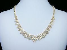 Regal Crystal Bridal Wedding Necklace Earrings Set - Gold Plated Faux Pearls N106 Venus Jewelry,http://www.amazon.com/dp/B00EJY9GE4/ref=cm_sw_r_pi_dp_.1-7sb004A620744