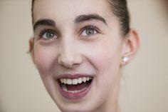 Non è la prima allieva straniera dell'accademia di danza del prestigioso teatro Bolshoi di Mosca ma quella di Harper Ortlieb, 15 anni, è una