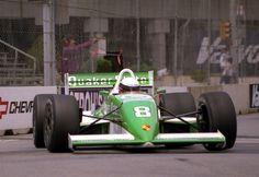 Teo Fabi - March 89P Porsche - Porsche Motorsports - Detroit Grand Prix - 1989 PPG Indy Car World Series, round 5