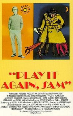 Play it again Sam -   inspiring, carefree life in SF