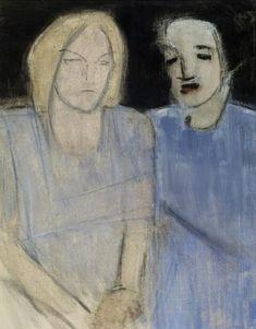 Friends — Helene Schjerfbeck