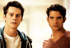 Scott ||AND|| Stiles. Always. Teen Wolf.