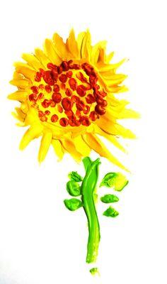AURINGONKUKKA Summer Art, Wordpress, Floral, Plants, Kindergarten, Haku, Sunflowers, Teaching, Google