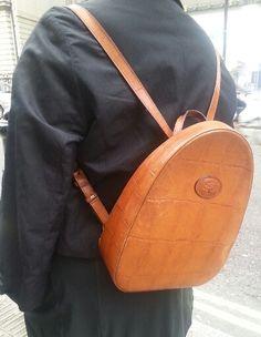 Francesca Amato- everyone loves a backpack