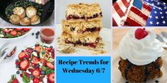Recipe Trends for We