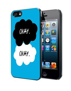Okay Okay. The Fault in Our Stars iPhone 4 4S 5 5S 5C Case