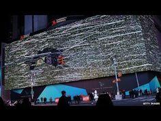 New York: Google mietet größte Videoleinwand der Welt   traveLink