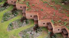 Avustralya'da Harika Bir Ekolojik Ev Tasarımı