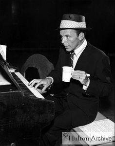 Forever Frank Sinatra : Frank photographed circa 1954.