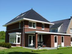 Dutch Netherlands, Holland, Interior Decorating, New Homes, Exterior, House Design, Mansions, Architecture, House Styles