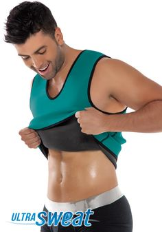 b04064364dc95 wholesale Corset For Men Vest Gym Sweat Neoprene Sports Running Shaper  Waist Corsets camisa adelgaza hombre Sporting Portugal Body Shapers