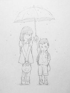 Art by 窪之内英策 Eisaku Kubonouchi Drawing Reference Poses, Art Reference, Manga Drawing, Drawing Sketches, Anime Kunst, Anime Art, Children's Book Illustration, Illustrations, Wie Zeichnet Man Manga