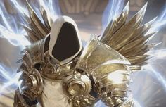 Tyrael  - Heroes of the Storm - My favorite character