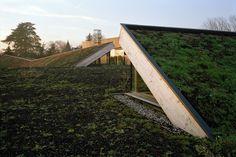 Prix national de la construction bois - PNCB 2014 - Groupe scolaire Paul Chevallier à Rillieux-la-Pape #FIBRA #bois #architecture