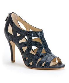 Look at this Indigo Kiani Leather Pump on #zulily today!