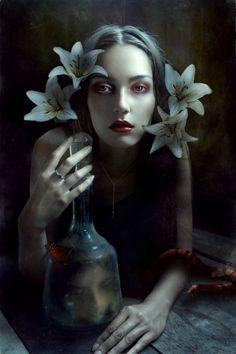 """Diana Dihaze """"collector of souls"""""""