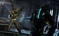 Dead Space 3 XBOX 360 -- Click the pic and view over 21,000 game trailers, Most in HD