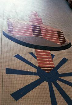 villa girasole, verona - mosaic