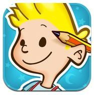 Casey's Contraptions- Wow, physics can be fun? Kids love this educational app. (Works on: iPad)