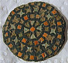 Roman Brooches, mid 2nd century, Hartpury