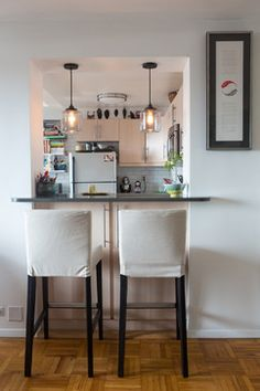 Brooklyn 2BR - transitional - kitchen - new york - Ecostruct LLC