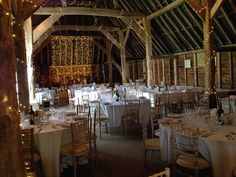 Cold Harbour Barn, Oxfordshire. Wedding/Party Venue. Party Venues, Wedding Venues, Chandelier, Ceiling Lights, Lighting, Oxford, Barn, Cold, Weddings
