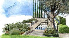 Thomas Hoblyn Chelsea Flower Show 2012 garden design