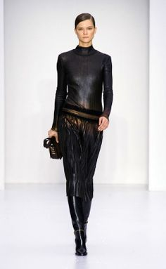 Salvatore Ferragamo - Fall/Winter 2013-2014 Milan Fashion Week