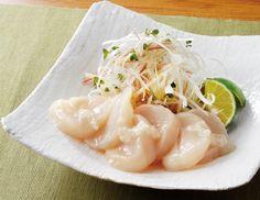 「【dinos】塩麹を使ったカルパッチョ」のレシピ by ディノスkitchen style | 料理レシピブログサイト タベラッテ