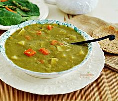 Quick and easy to prepare vegan split peas soup, that is satisfying during the cold winter months.