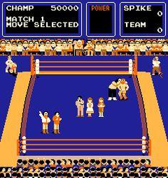 Tag Team Wrestling (Arcade) 1983.