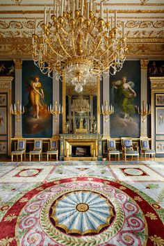 Useful inspiring ideas relating to home improvment. home improvement influencers. Home decor. Palace Interior, Interior Exterior, Interior Architecture, Baroque, La Malmaison, Neoclassical Interior, Entry Tables, Marquise, Beautiful Castles