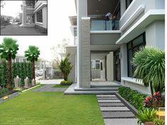 Perspectives design garden