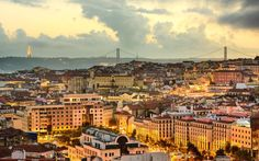 How to enjoy a city break in Lisbon, as the jacaranda trees come into bloom, and the restaurants move their tables out into the sunshine.