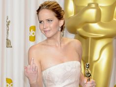 I got: You Just Don't Care About What Others Think About You.! What Is Your Jennifer Lawrence Face?