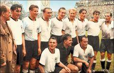 Alemania Campeon del Mundo 1954
