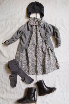 His & Her Children's Clothing| Serafini Amelia| Styled-Girl's Outfit