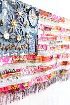 Giveaway! Win Our One-Of-A-Kind American Flag