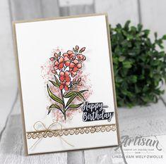 Stampin with Liz Design: Southern Serenade Card Stampin Up
